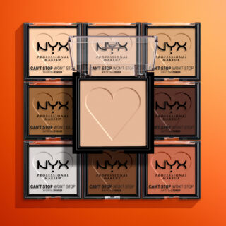 NYX Can't Stop Won't Stop Mattifying Pressed Powder