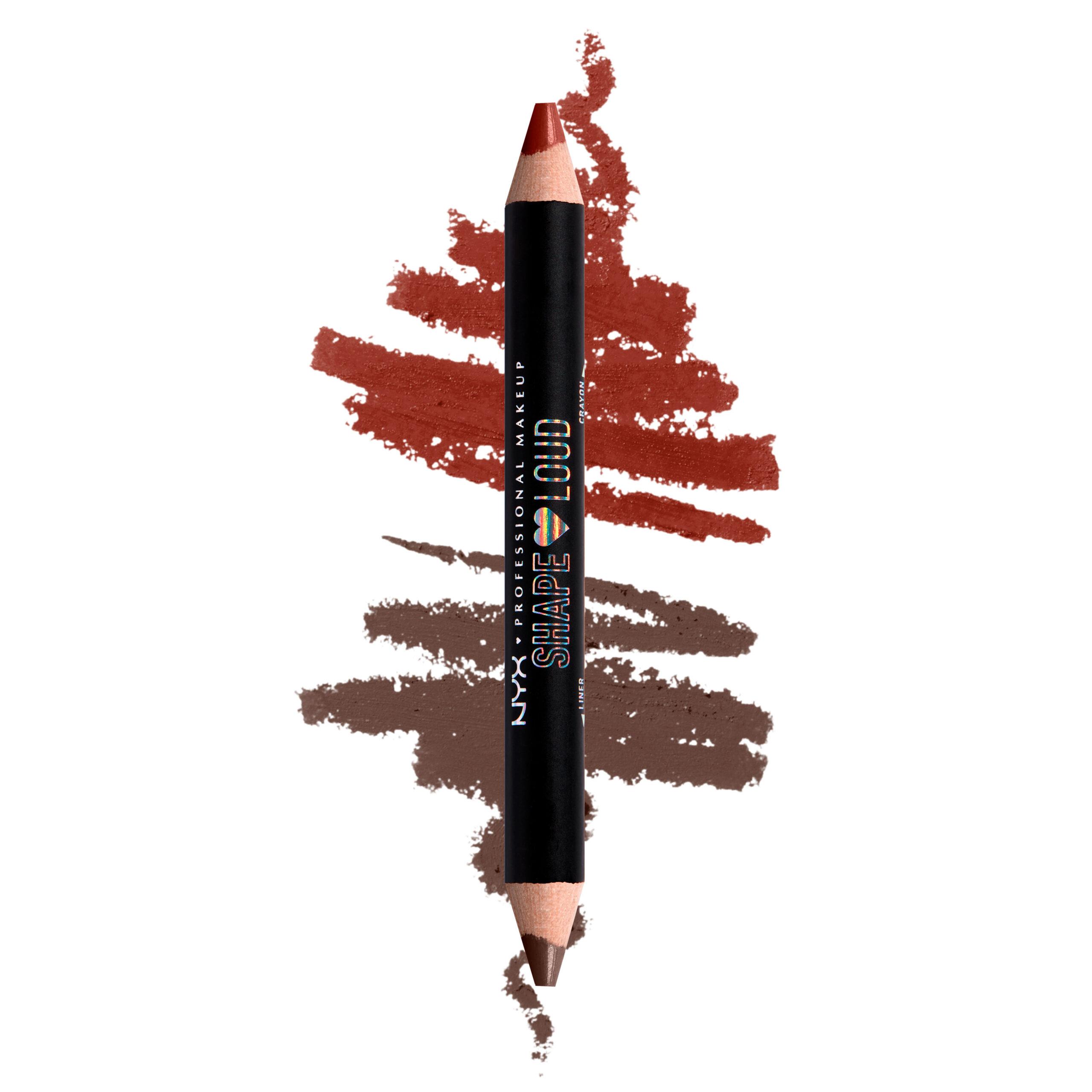 NYX Shape Loud Matte Lip Duo Collection