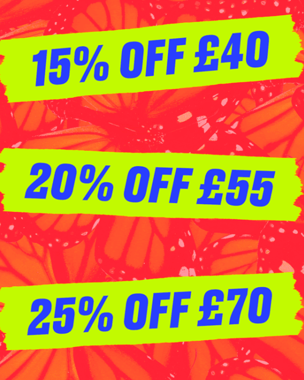 Beauty Bay Bank Holiday Discount Weekend
