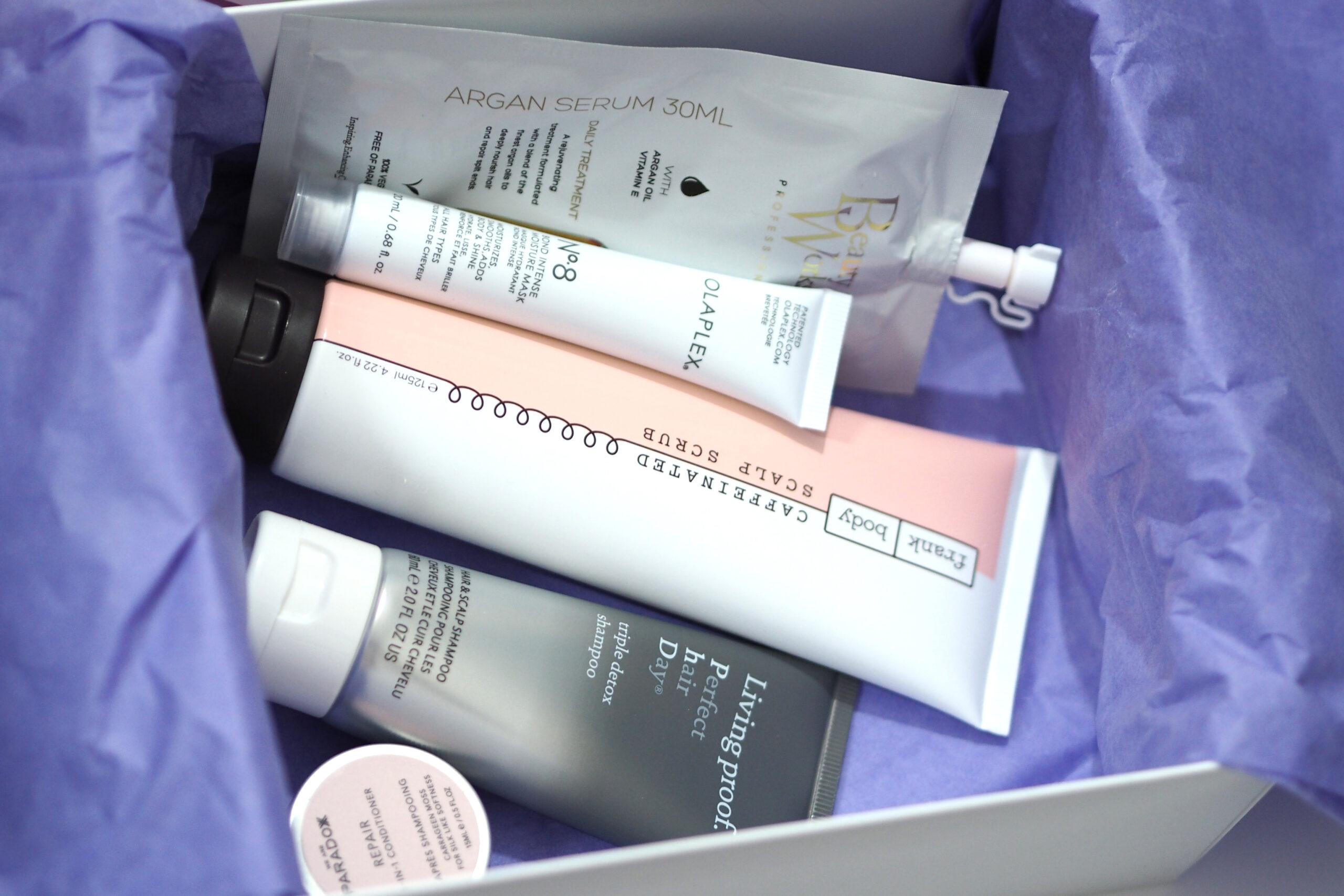 ASOS Hair Repair Beauty Box Unboxing!
