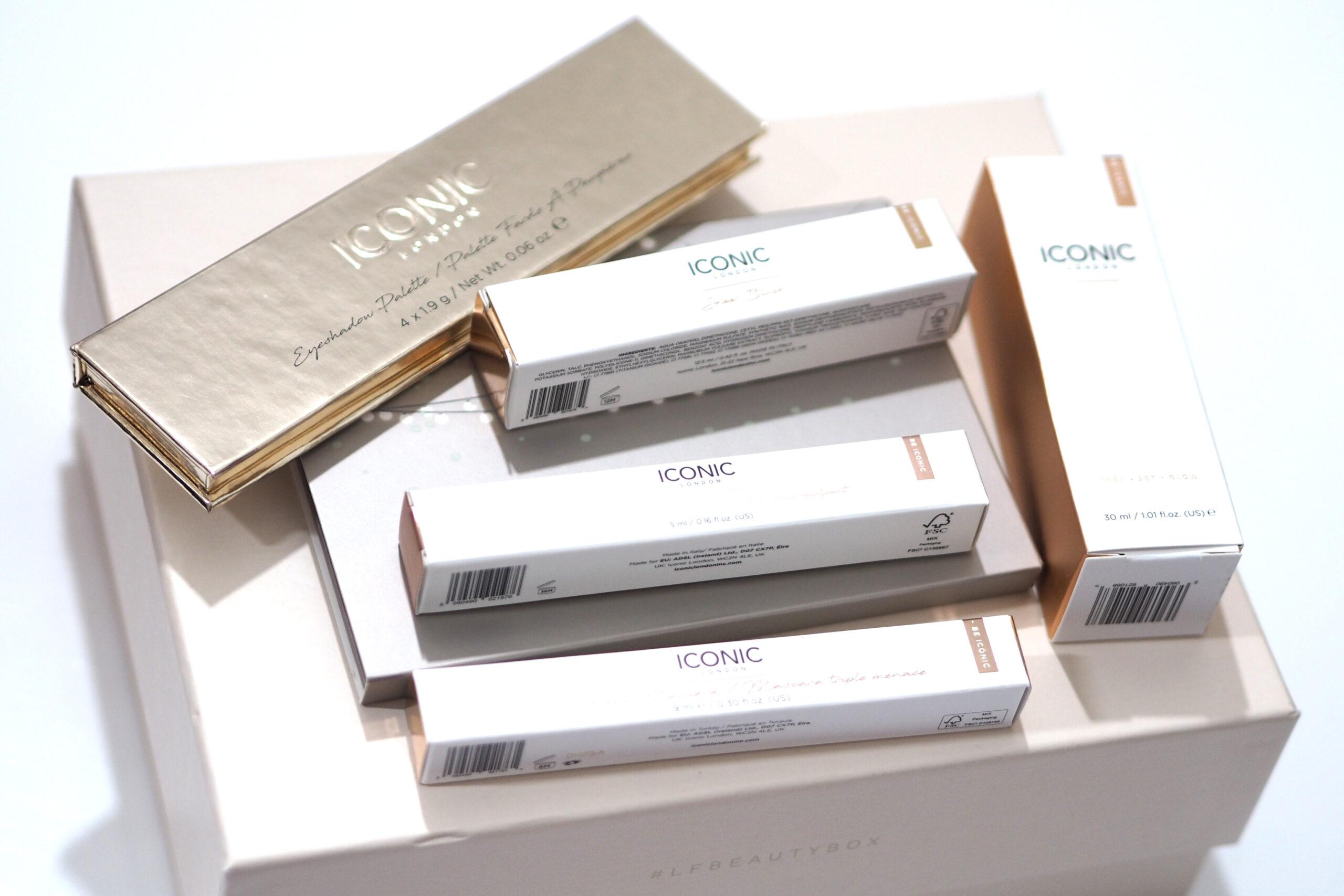Lookfantastic x Iconic London Beauty Box Reveal! 2