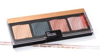 Revlon Slight Flex So Fierce Eyeshadow Palette Review / Swatches