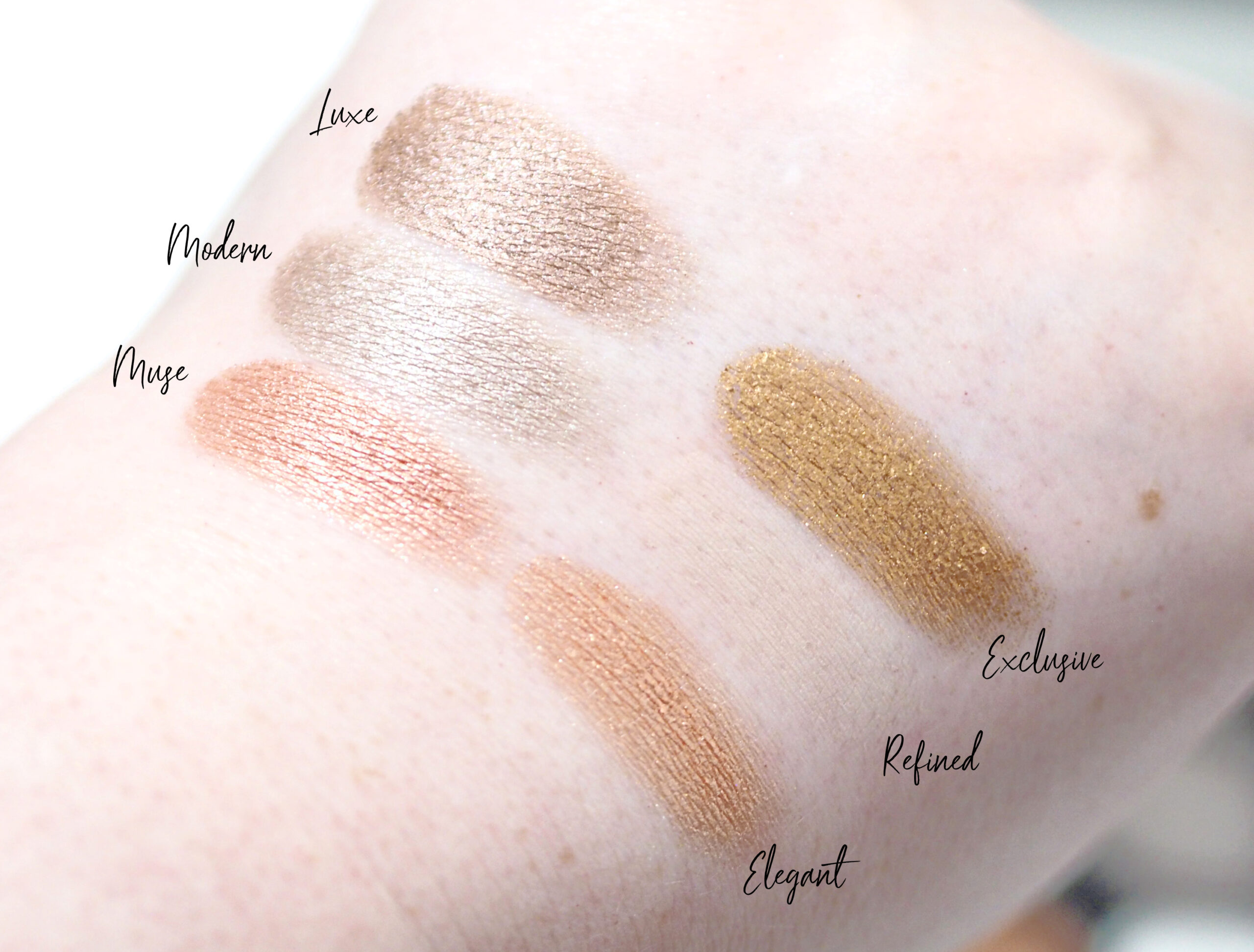 Revolution Forever Flawless Timeless Fantasy Eyeshadow Palette Review Swatches