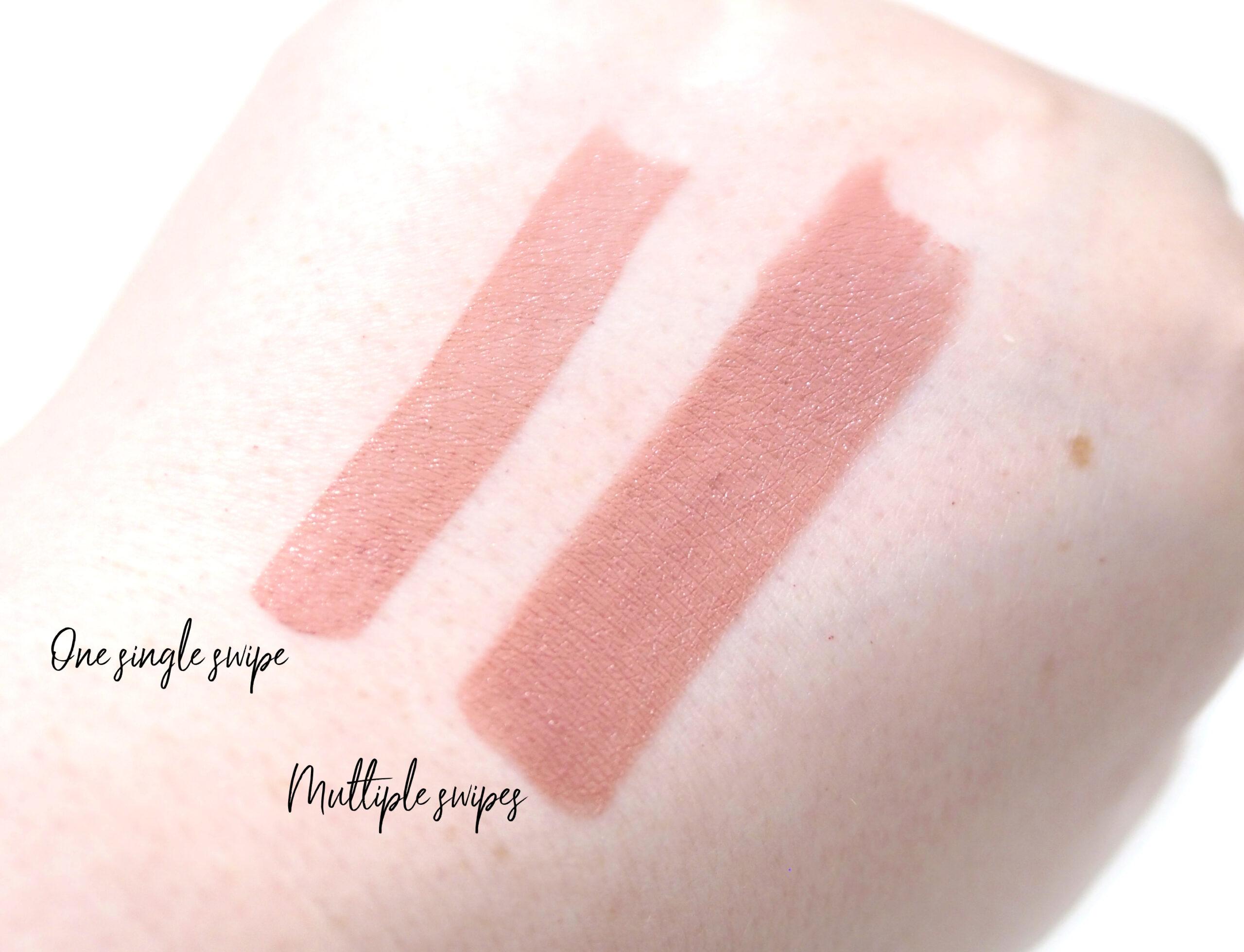 Revolution Pro Rockstar Hydrating Shine Lipstick Review / Swatches