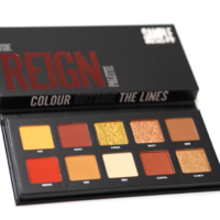 Sample Beauty The Reign Palette Review / Swatches