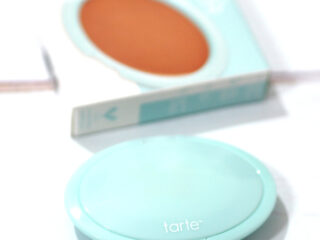 Tarte Breezy Cream Bronzer Review / Swatches