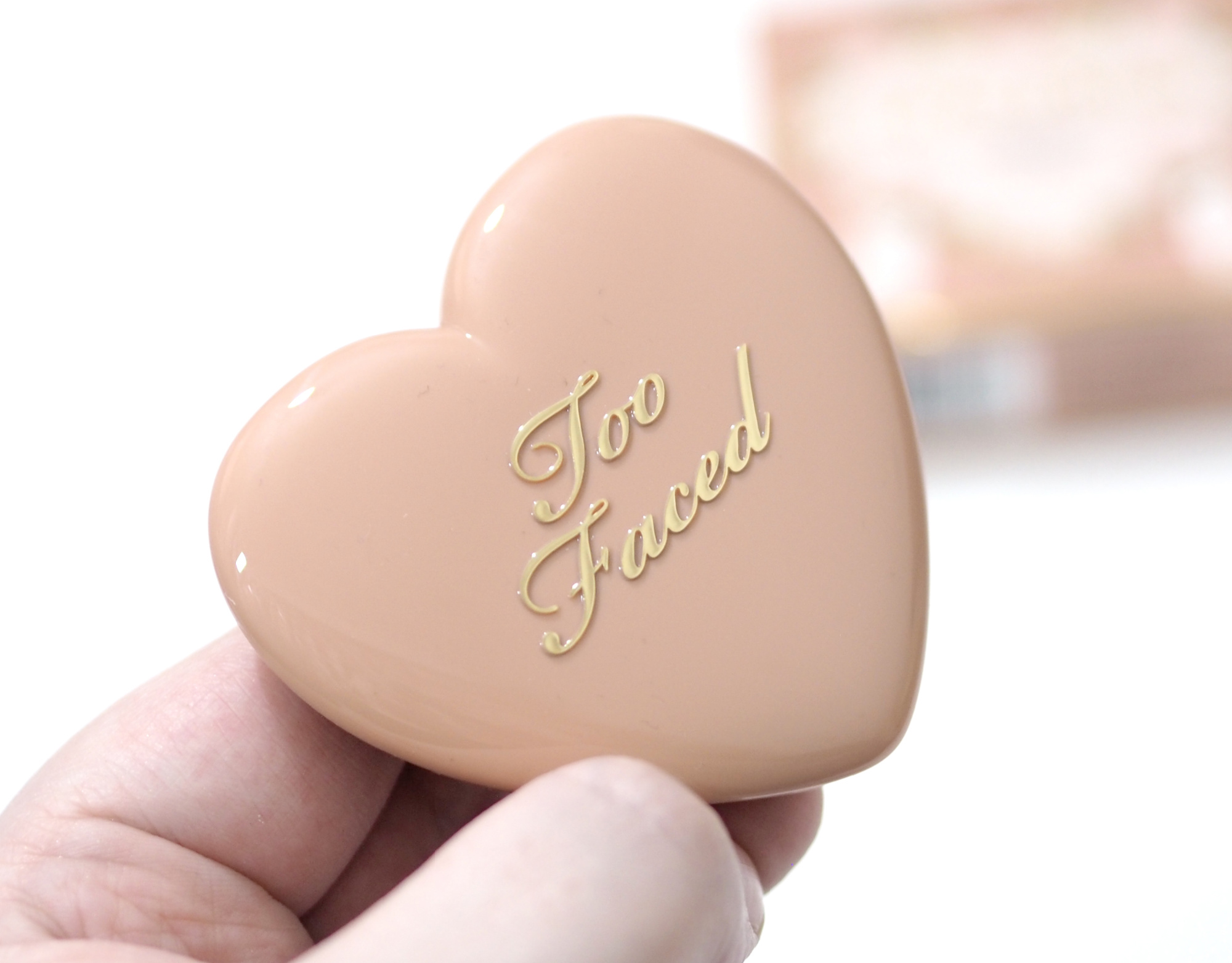 Too Faced Love Flush California Love Water Color Blush Review Swatches