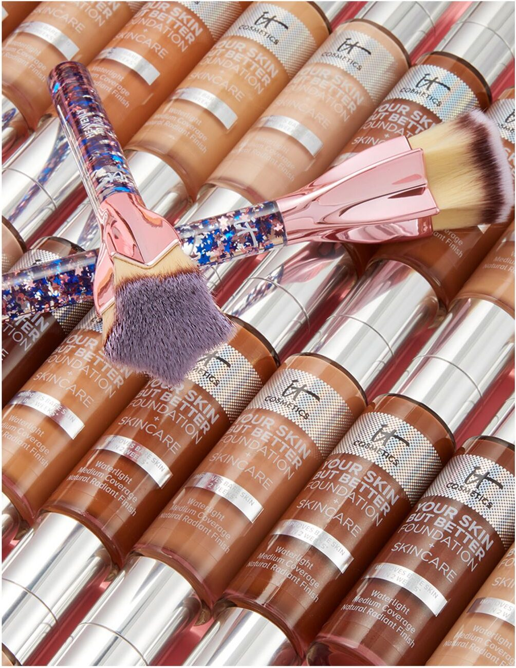 IT Cosmetics Heavenly Luxe Superstar Flawless Foundation Brush 2021