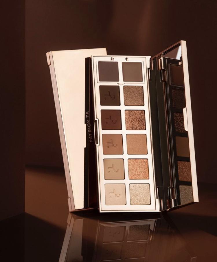 Patrick Ta Major Dimension Eyeshadow Palette