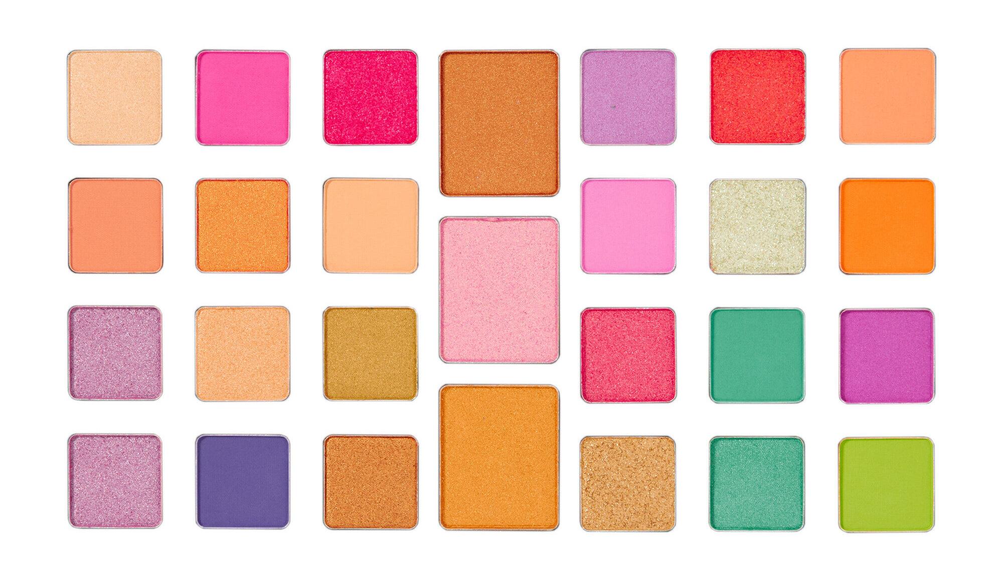 Revolution Neon Heat Limitless Eyeshadow Palette