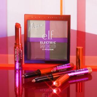 ELF Electric Mood x Pitizion De La Soul Cream Face Quad