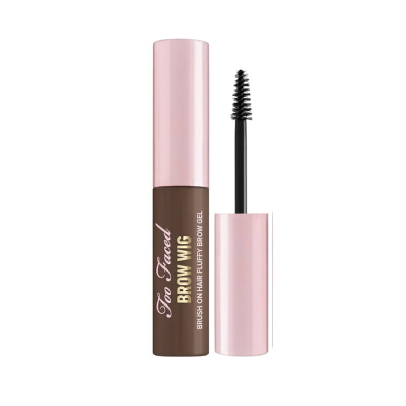 Too Faced Brow Wig Brush On Hair Fluffy Brow Gel
