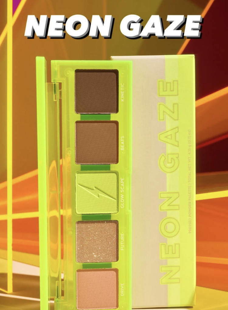 ColourPop Neon Electric Collection
