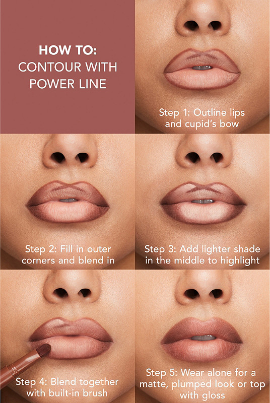 Buxom Cosmetics Power Line Plumping Lip Liner