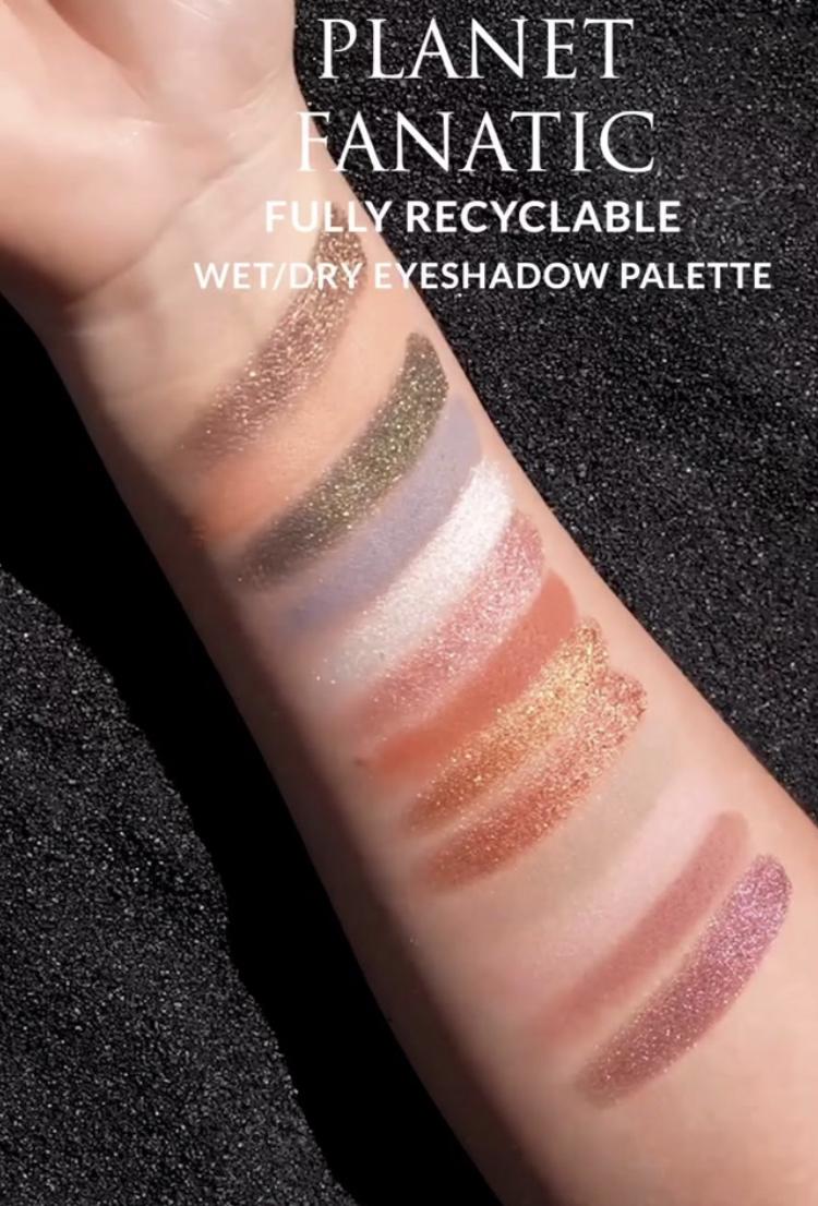 KVD Beauty Planet Fanatic Eyeshadow Palette