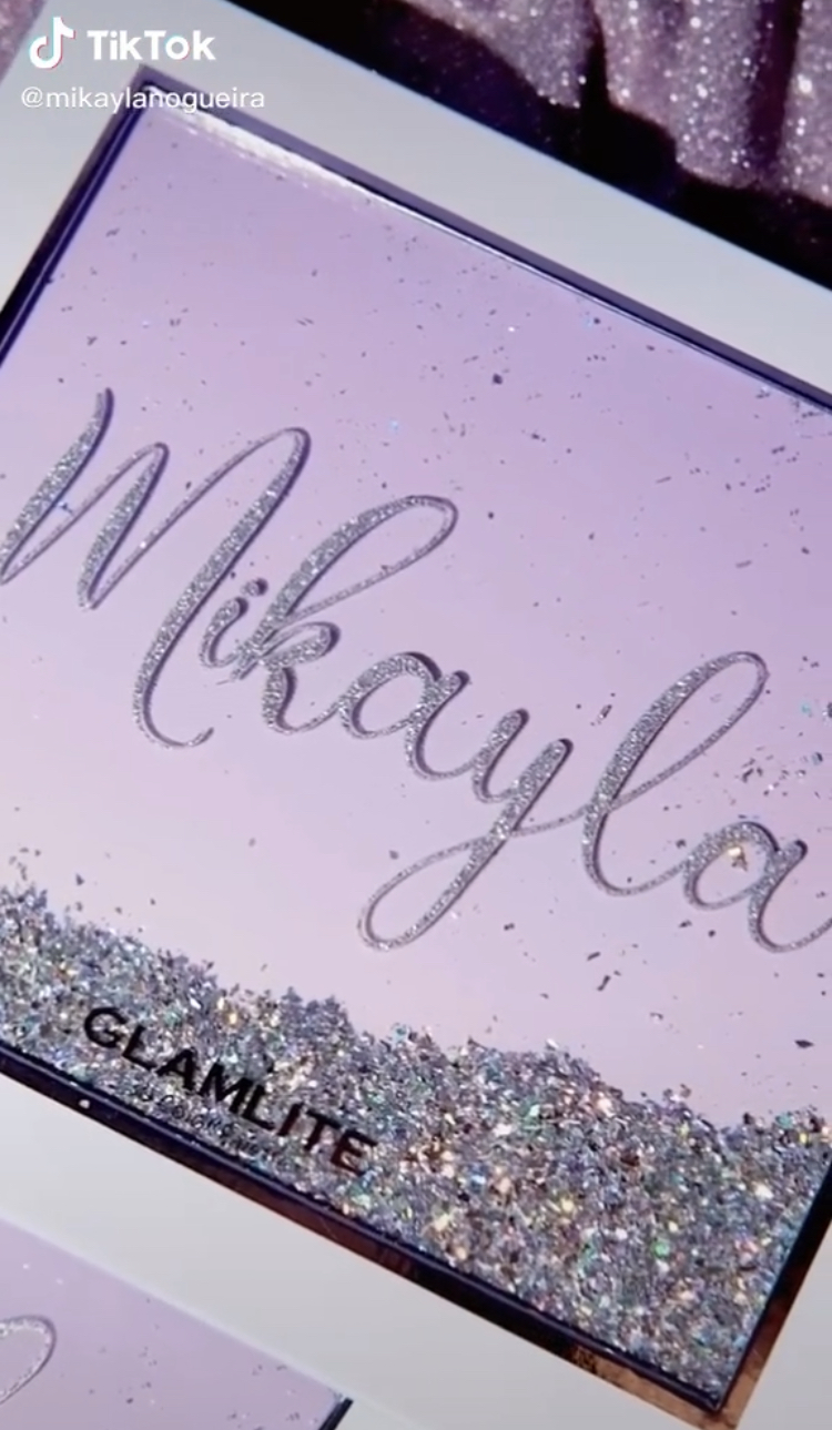Glamlite x Mikayla Nogueira Collaboration Reveal