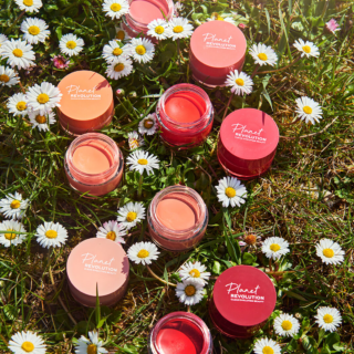 Planet Revolution Colour Pot Lip & Cheek Tint Collection