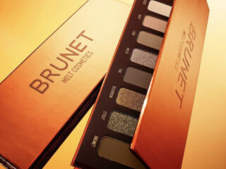 Melt Cosmetics Brunet Collection