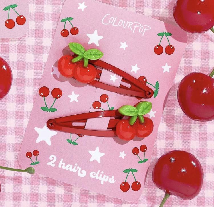 ColourPop Cherry Crush Collection Reveal!