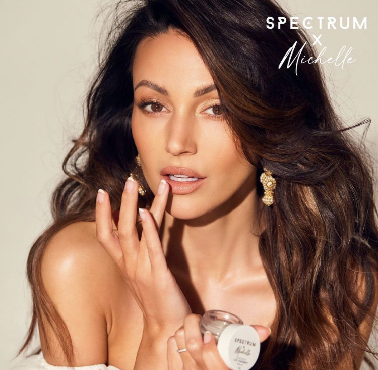 Spectrum Collections X Michelle Keegan: The Summer Baby Set