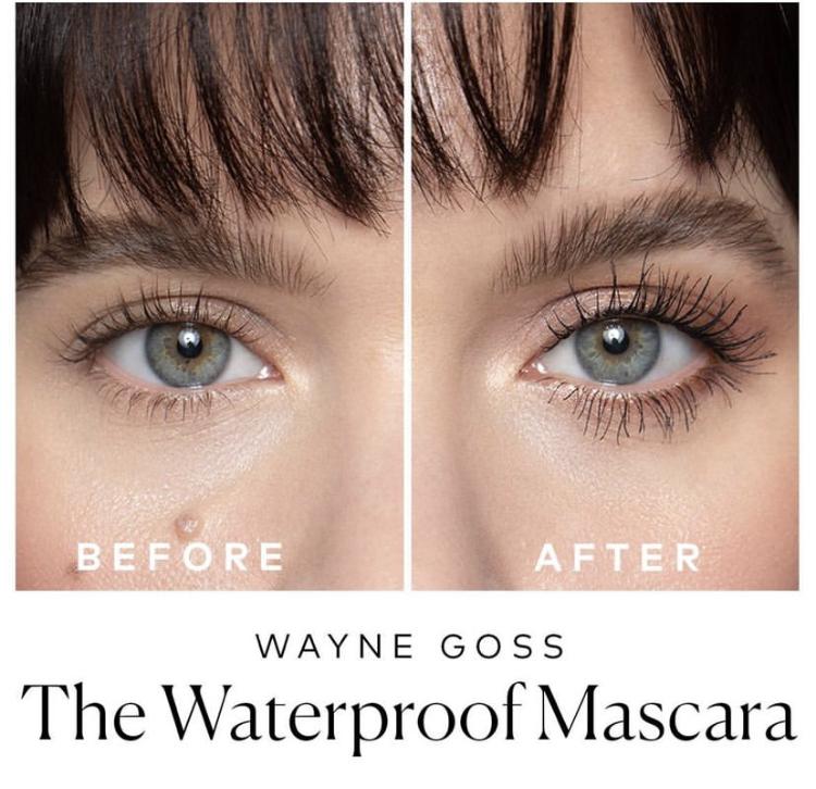 Wayne Goss Cosmetics The Waterproof Mascara