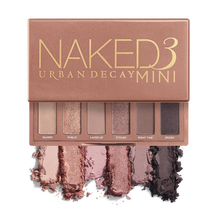 Urban Decay Naked 3 Mini Eyeshadow Palette