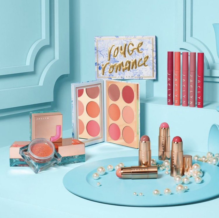 Jaclyn Cosmetics Bougie Rouge Collection