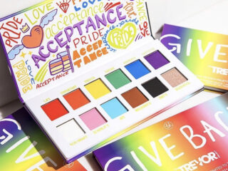 BH Cosmetics Give Back Pride Palette