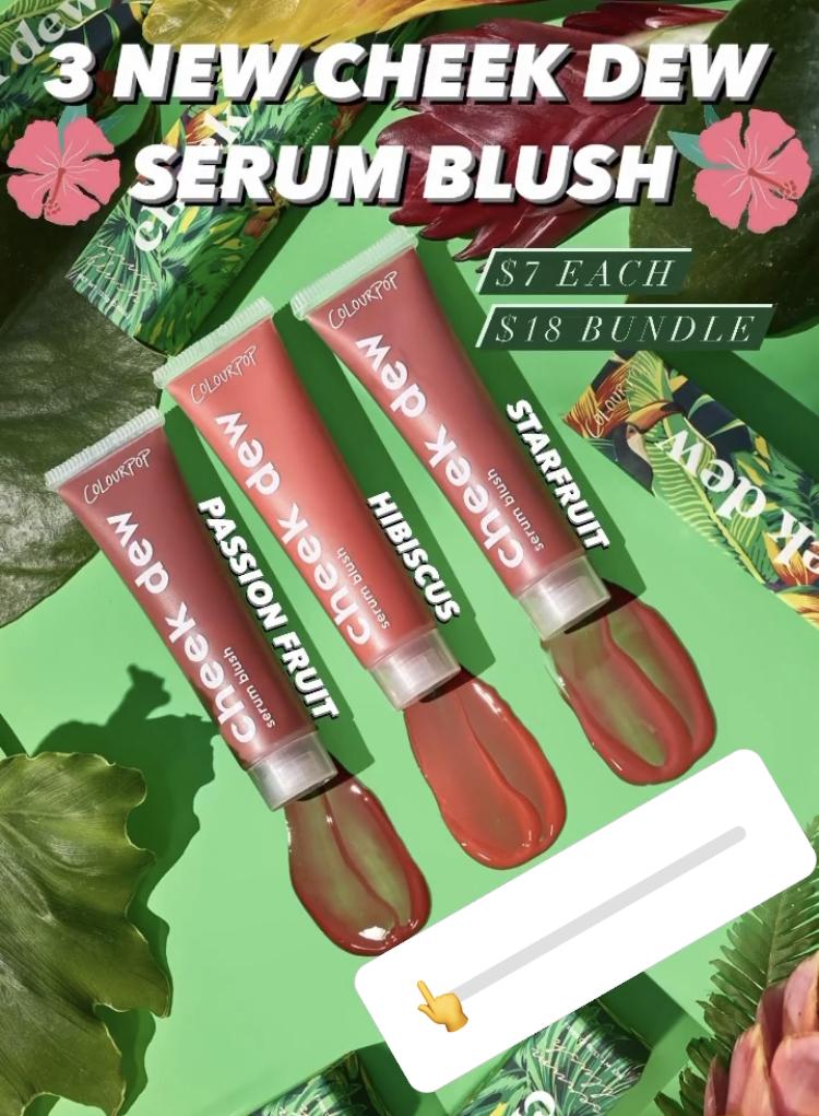 ColourPop Lush Life Collection Reveal!