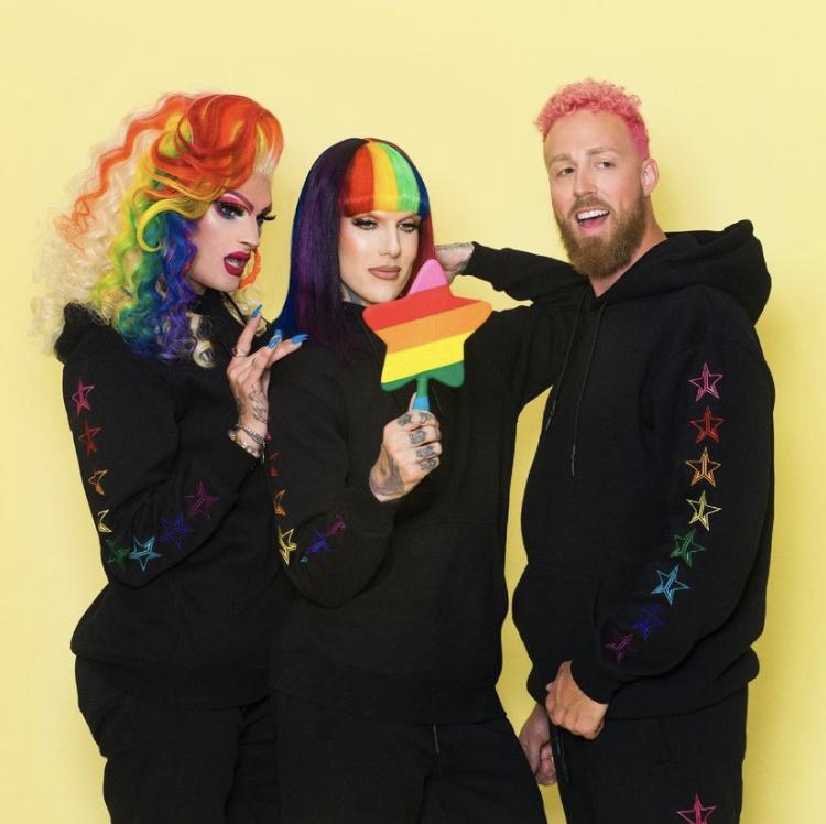 Jeffree Star Cosmetics Pride Collection 2021