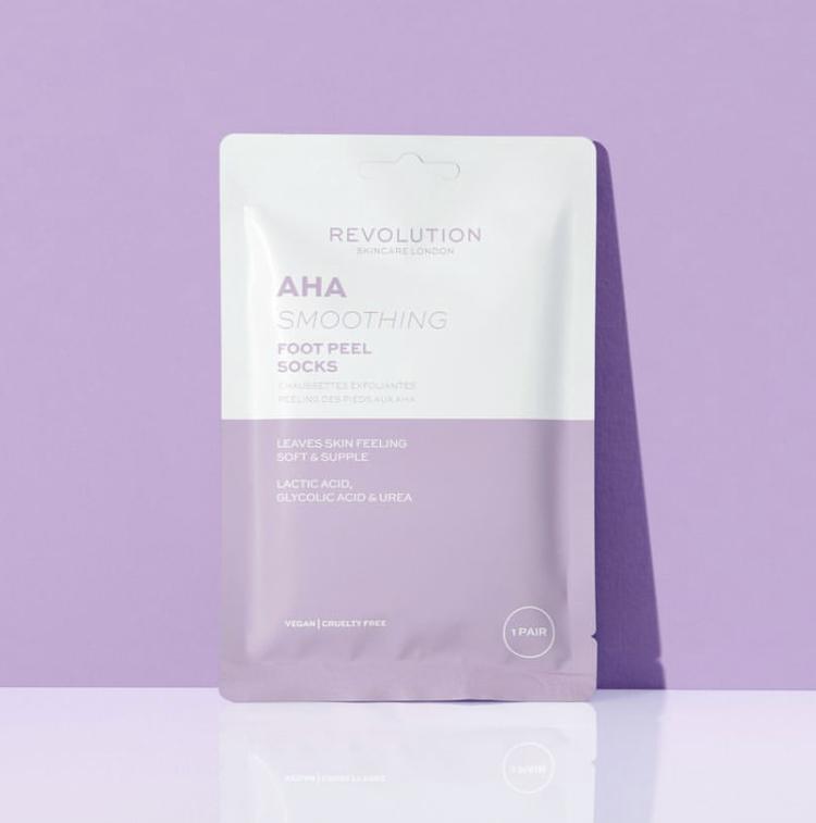 Revolution Skincare AHA Exfoliating Foot Peel Socks