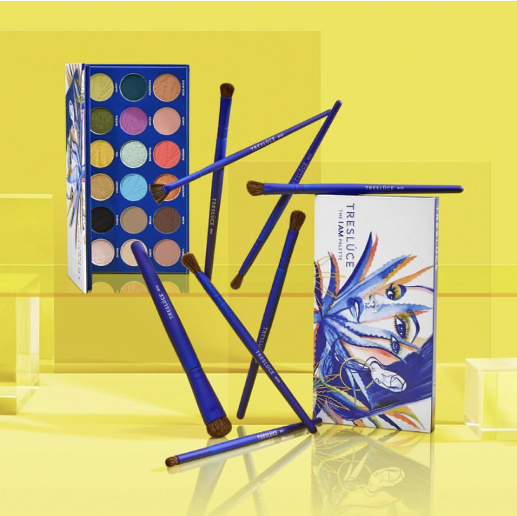 Tresluce Beauty By Becky G Brand Launch!