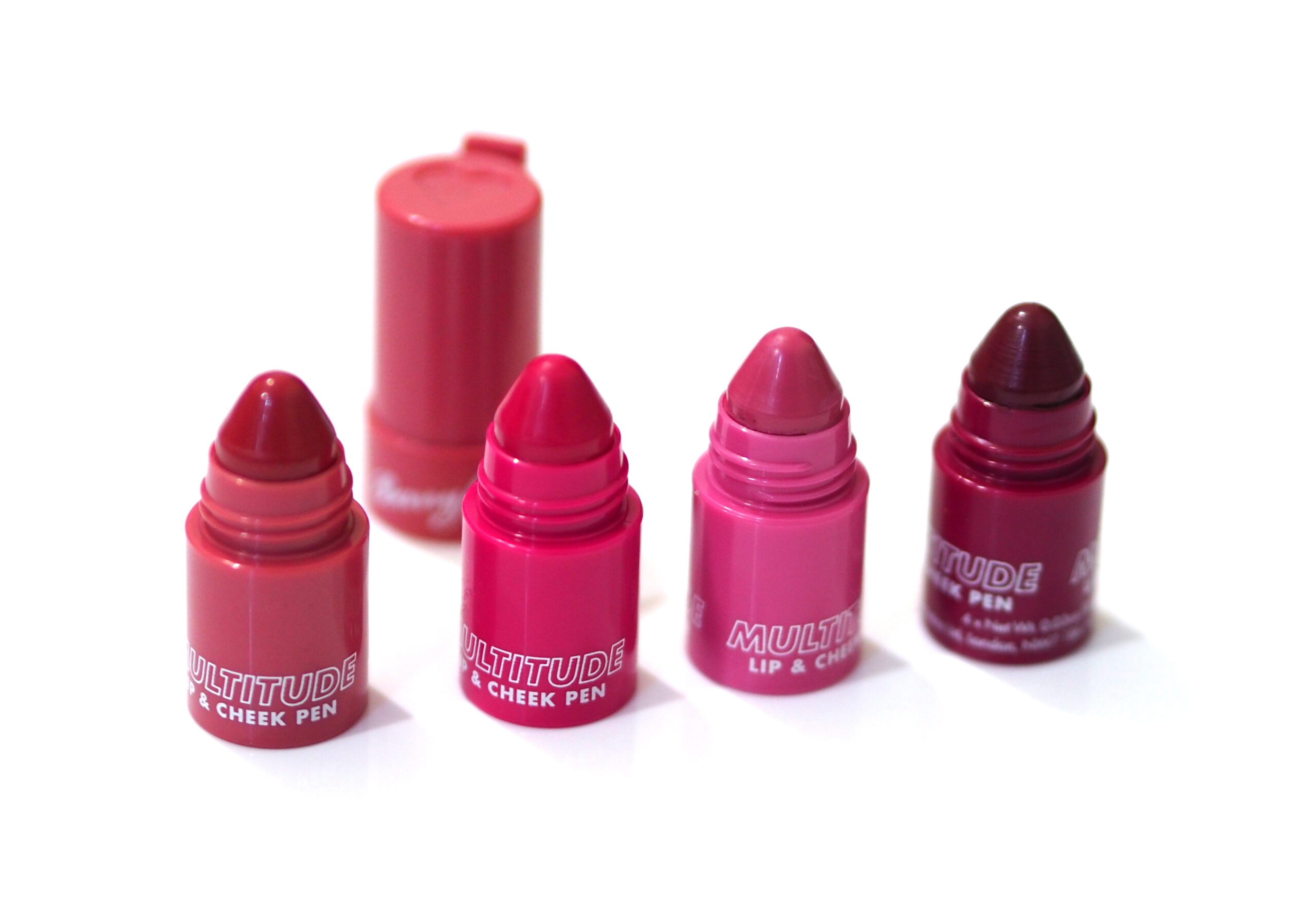 Barry M Multitude Lip & Cheek Pen Review / Swatches