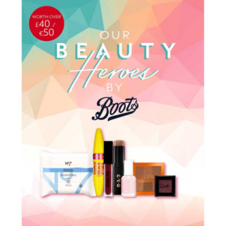 Boots Beauty Heroes Gift Box GWP