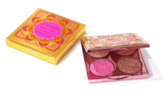 By Terry Beach Bomb Brightening CC Palette Review Swatches