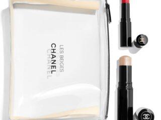 Chanel Swipe and Glow Highlighter & Lip Set