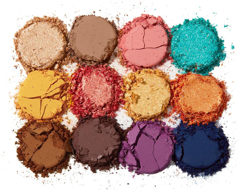 ColourPop Cabana Club Eyeshadow Palette