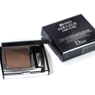 DIOR Mono Couleur Couture Eyeshadow Review Swatch in 573 Nude Dress
