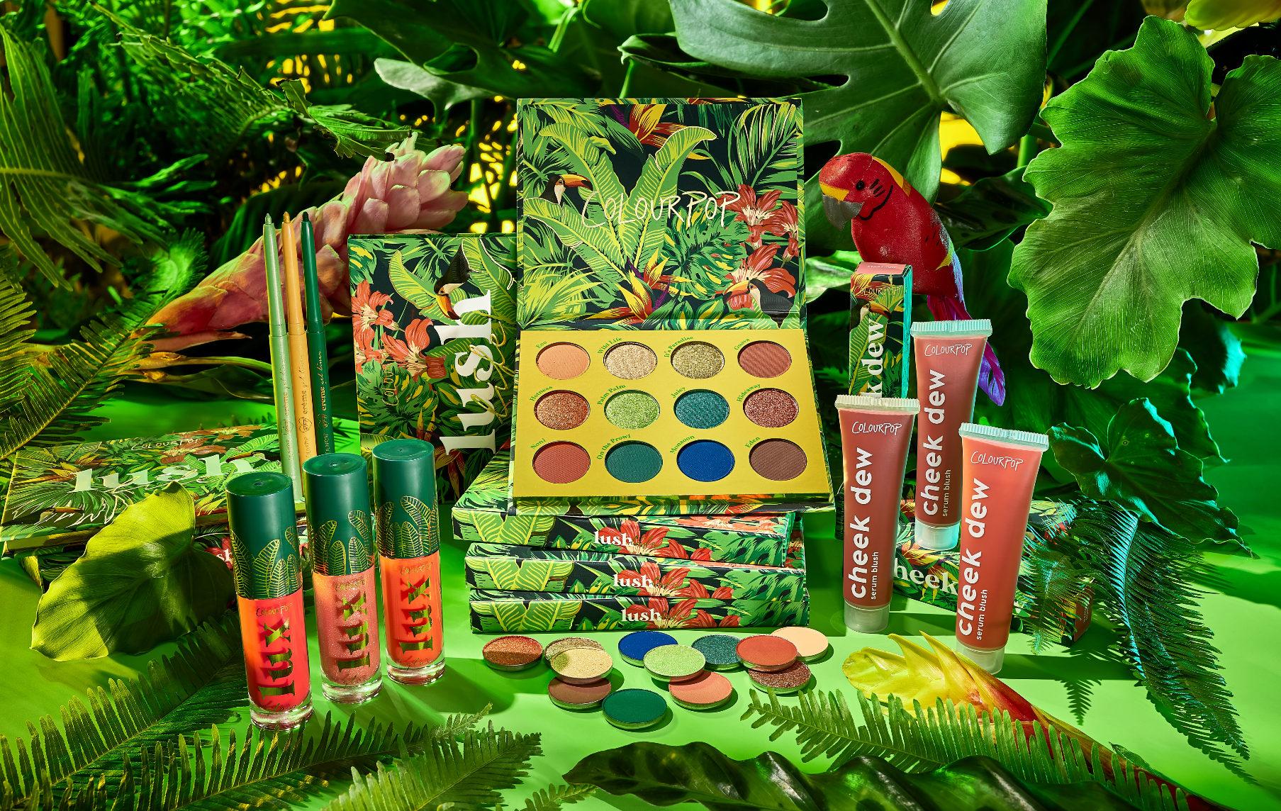 ColourPop Lush Life Collection