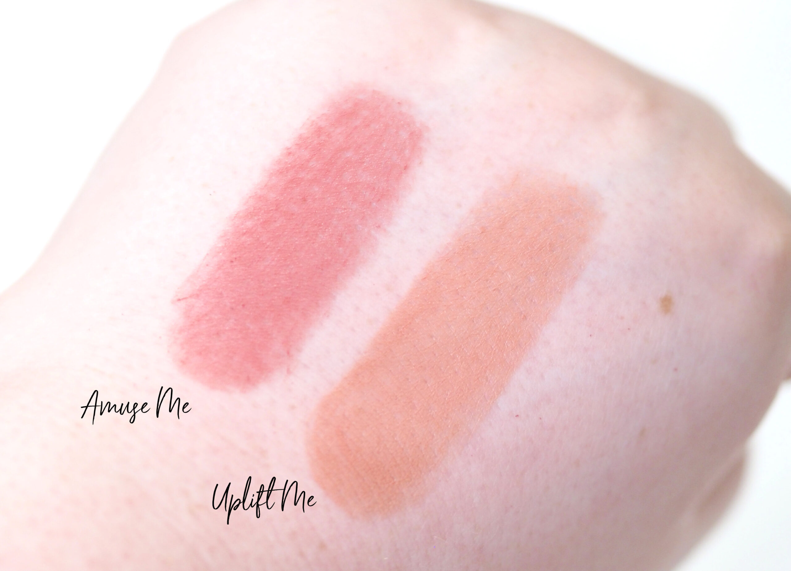 Jouer Blush & Bloom Cheek + Lip Duo Review Swatches