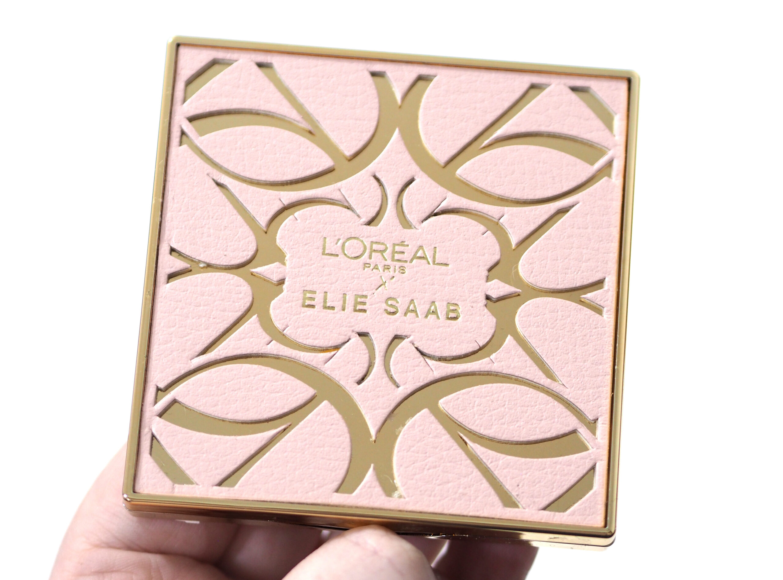 L'Oreal x Elie Saab Bridal Eyeshadow Palette Review Swatches