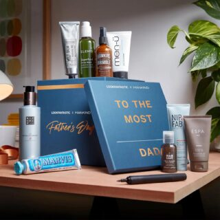 Lookfantastic x Mankind Father's Day Box Reveal!