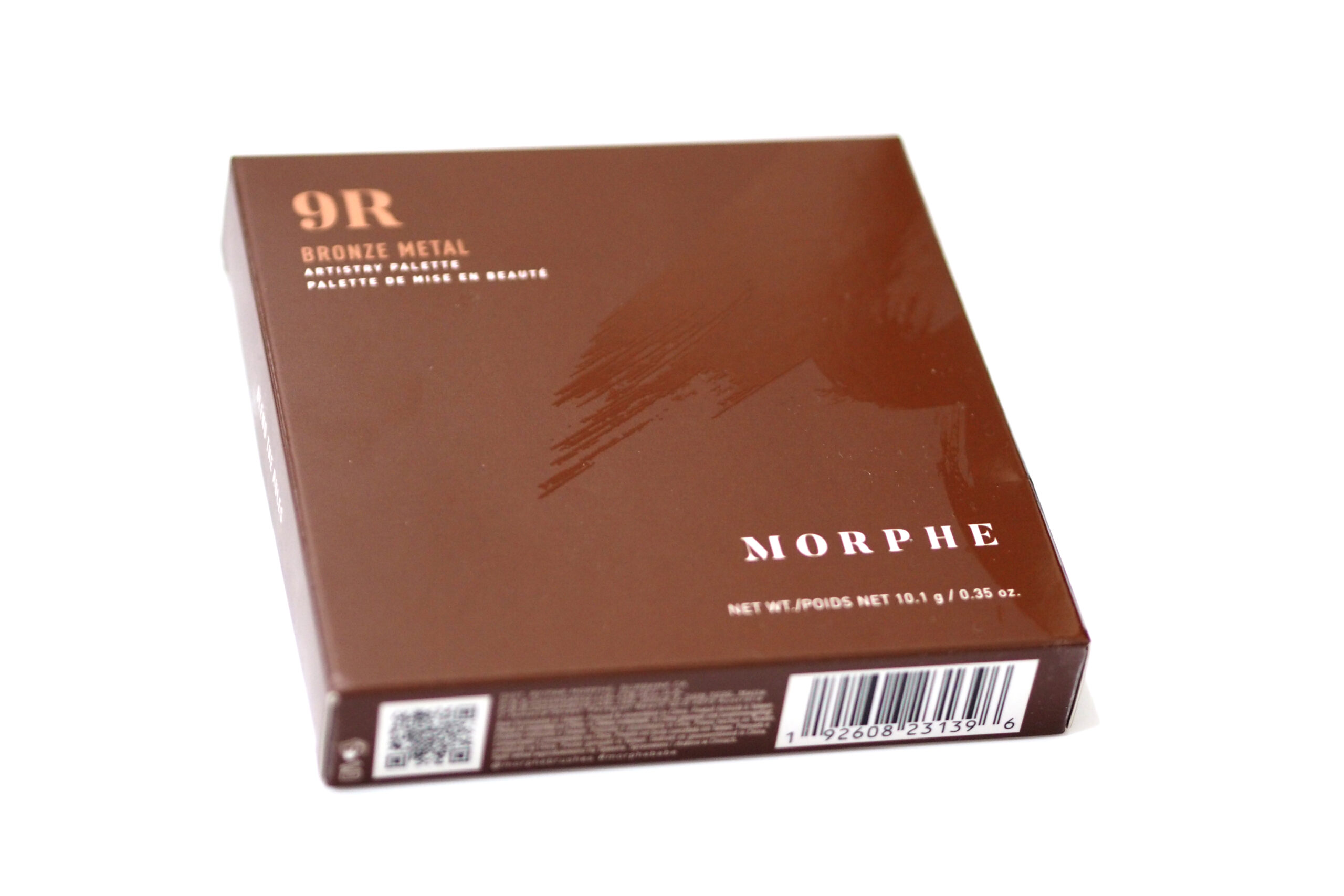 Morphe 9R Bronze Metal Artistry Palette Review Swatches