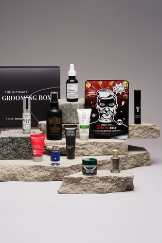 Next The Ultimate Men's Grooming Box Reveal!