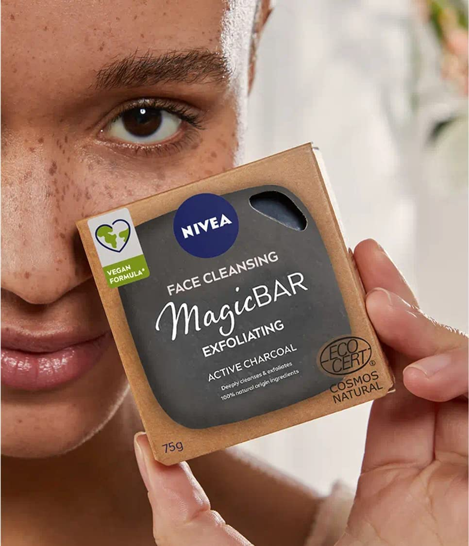 Nivea MagicBAR Face Cleansing Bars