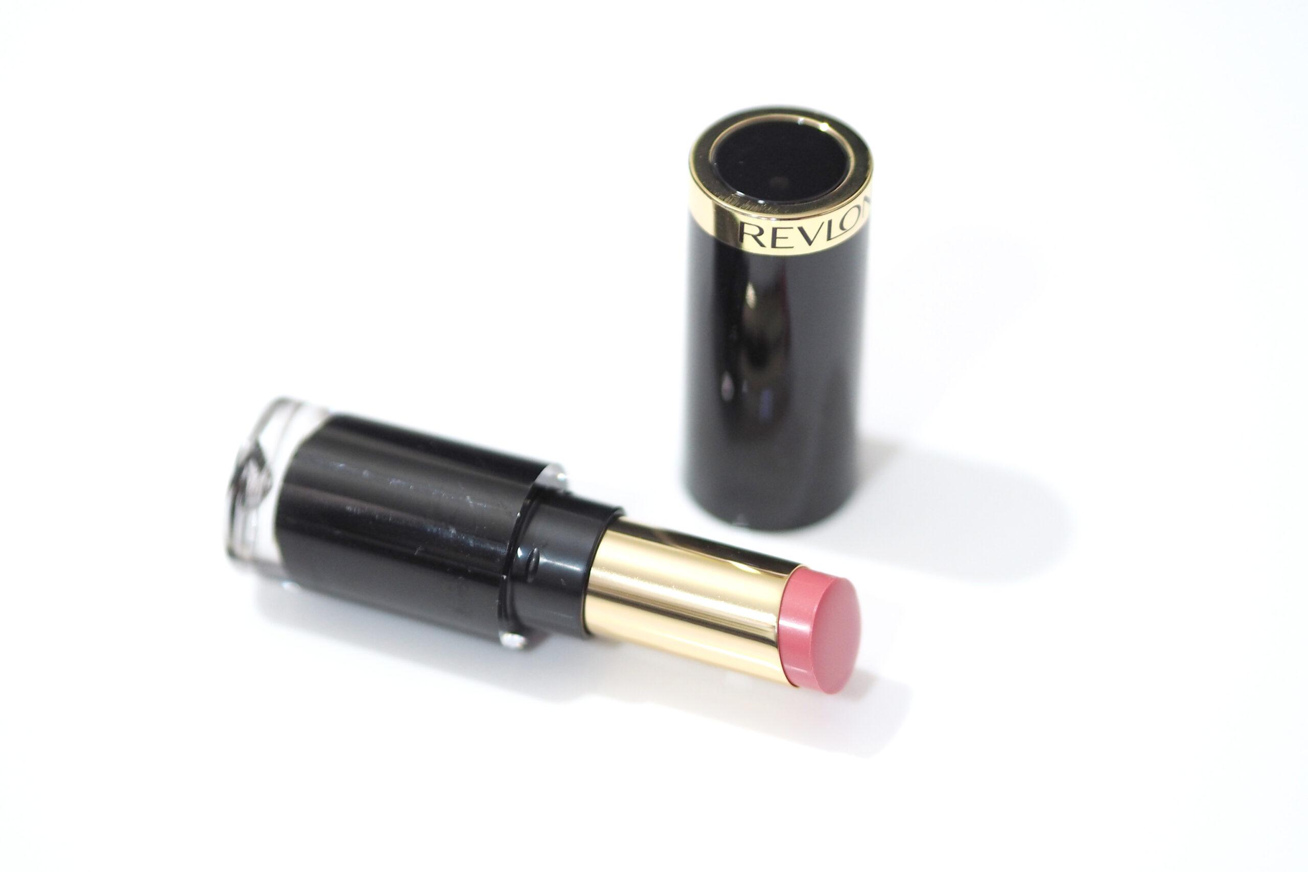 Revlon Super Lustrous Glass Shine Lipstick Review / Swatches