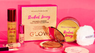 Revolution Glow x Rach Leary Golden Goddess Collection