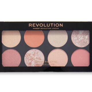 Revolution Golden Desire Ultra Blush Palette