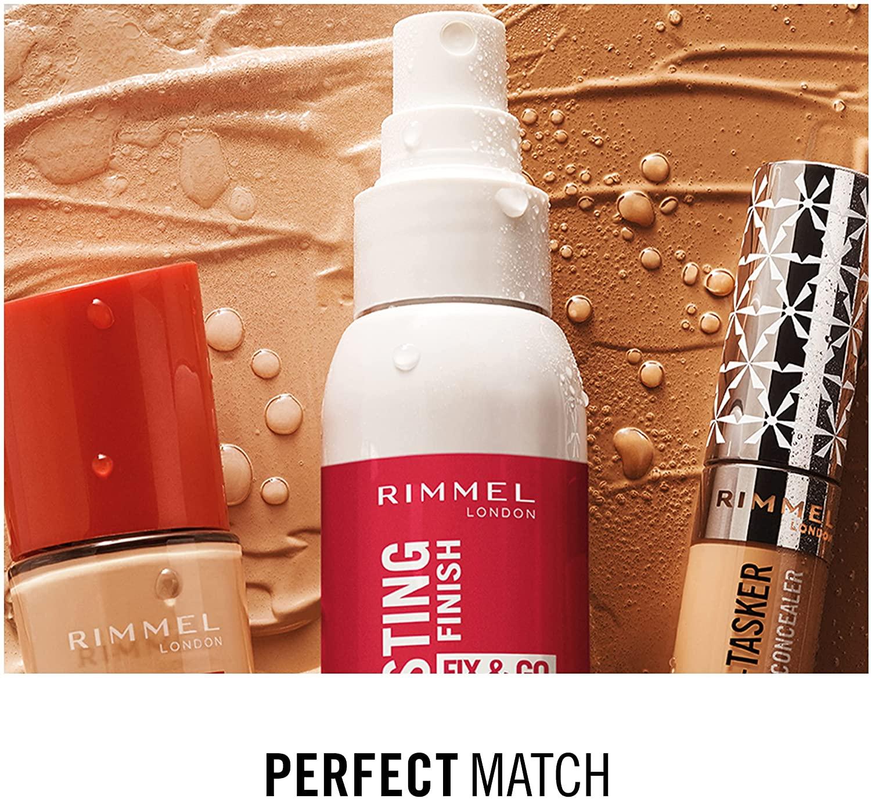 Rimmel Lasting Finish Fix & Go Setting Spray