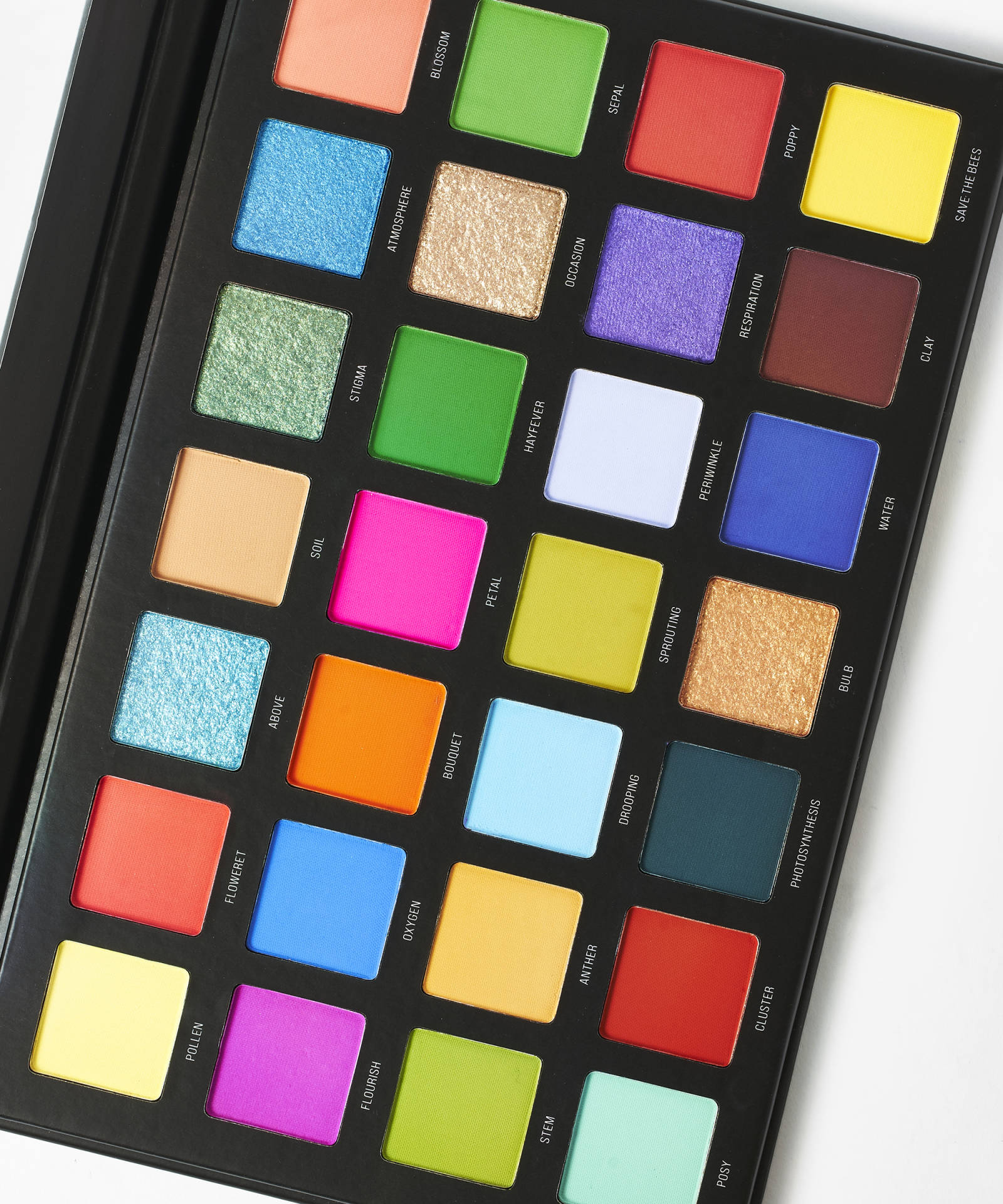 Sample Beauty The Blooming Lovely Palette